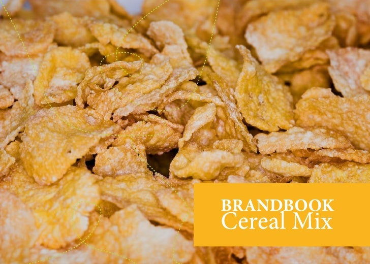 Cereal Mix Brandbook