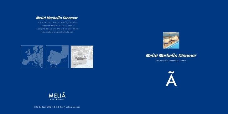 Melia Marbella Dinamar Hotel
