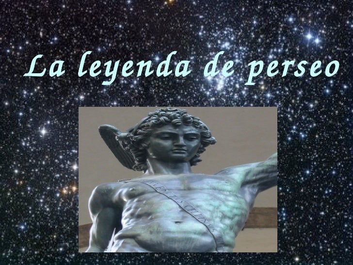 La leyenda de perseo