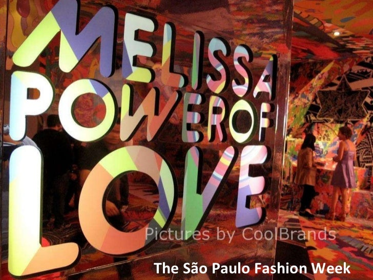 Meeting Melissa on the SPFW - by CoolBrands