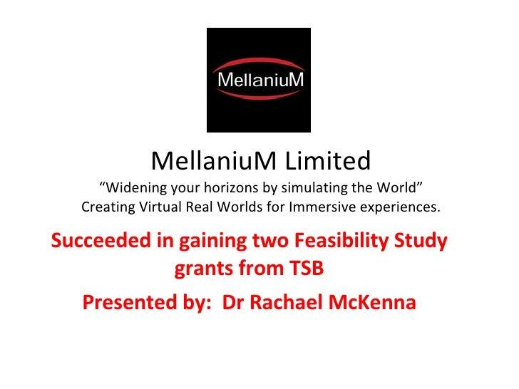 Mellaniu M Limited2