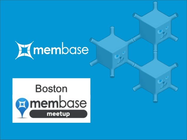 Membase East Coast Meetups