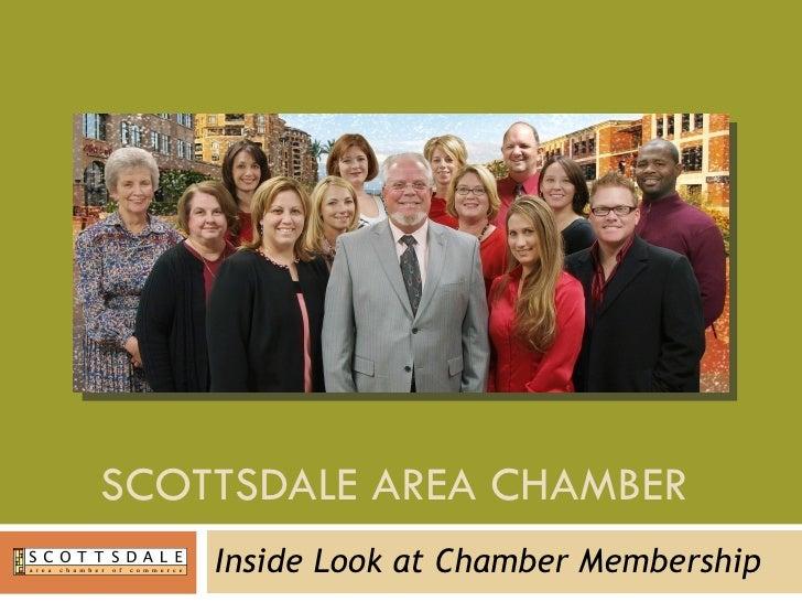 Inside Look at Chamber Membership