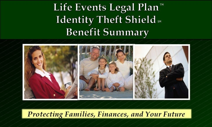 TM SM Protecting Families, Finances, and Your Future