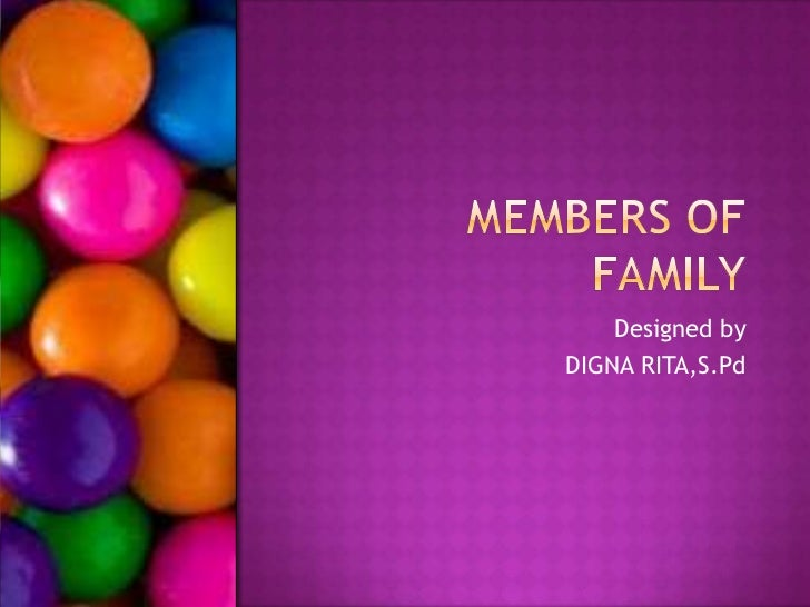 Members of family33