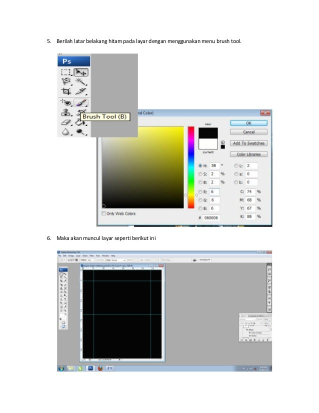... 57 kB · jpeg, Cara membuat kartu undangan dengan aplikasi photo shop