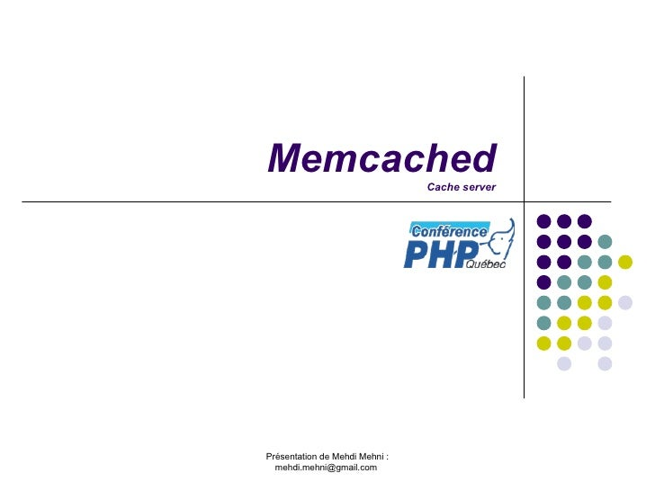 Memcached, une solution de cache par excellence