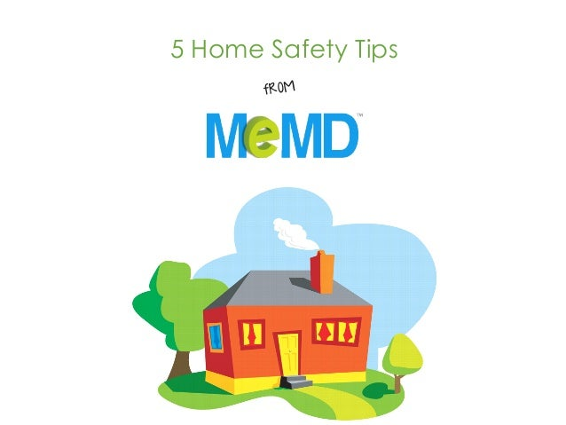 5 Home Safety Tips from