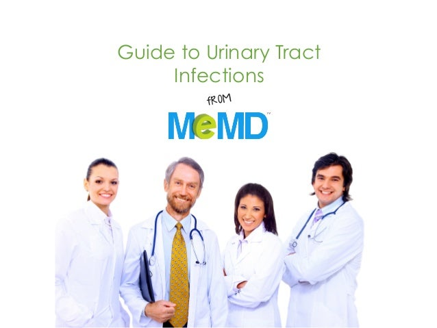 MeMD Health Brief: Urinary Tract Infections