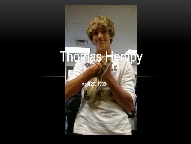 Thomas Hempy