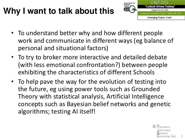 Confrontation Analysis Theory