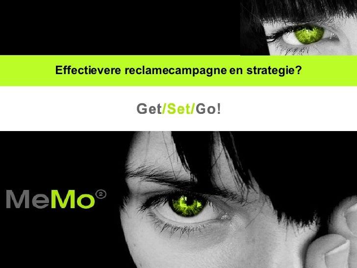 MeMo² Get/Set/Go!