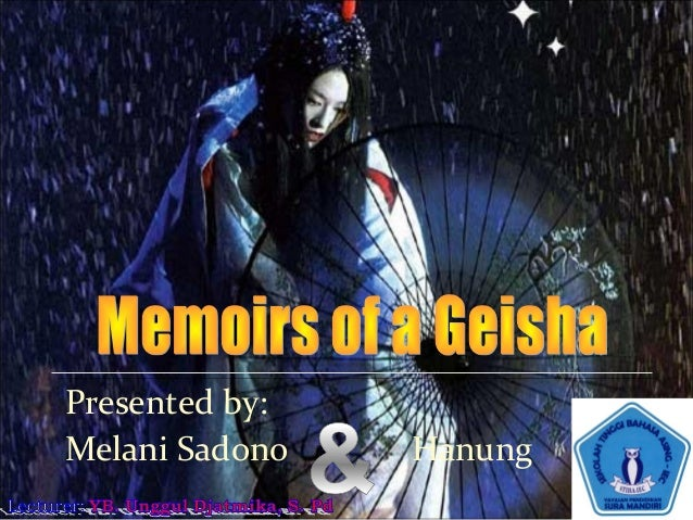 Who is Arthur Golden who wrote Memoirs of a Geisha?