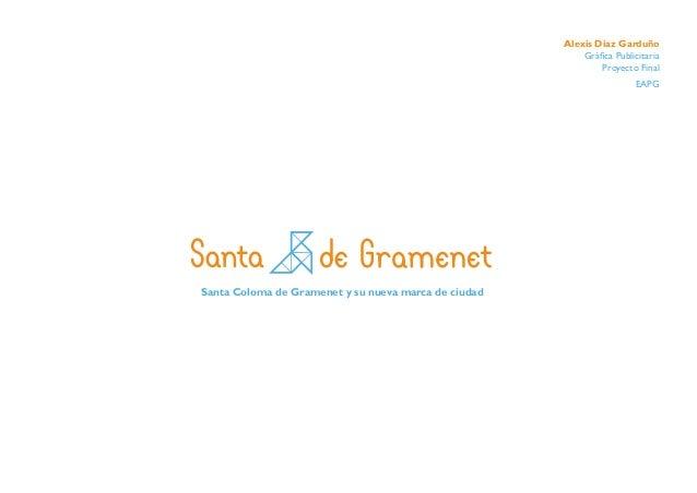 Santa Coloma de Gramanet | Branding