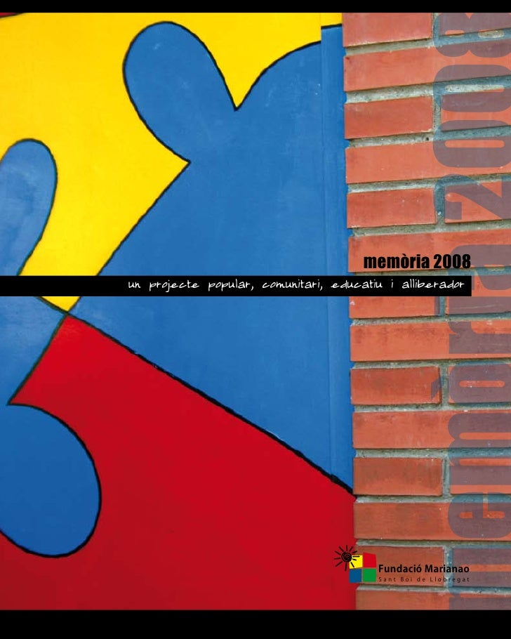 Memoria 2008