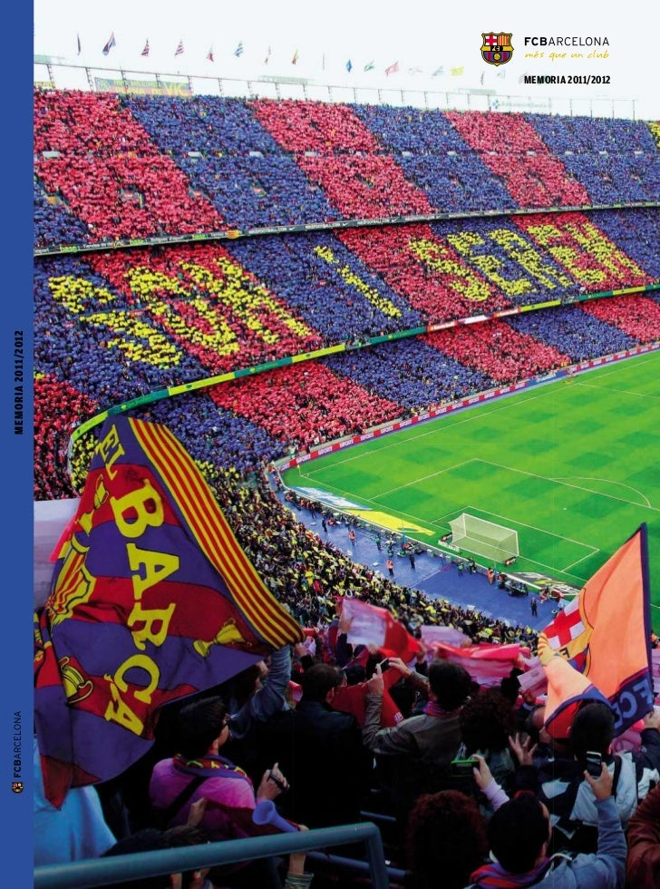 FC Barcelona - Memòria Anual 2011/12 (CAS)