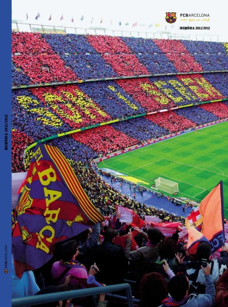 MEMÒRIA 2011/2012                                    MEMÒRIA 2011/2012000_000_Memo_Club_COBERTES.indd 1                   ...