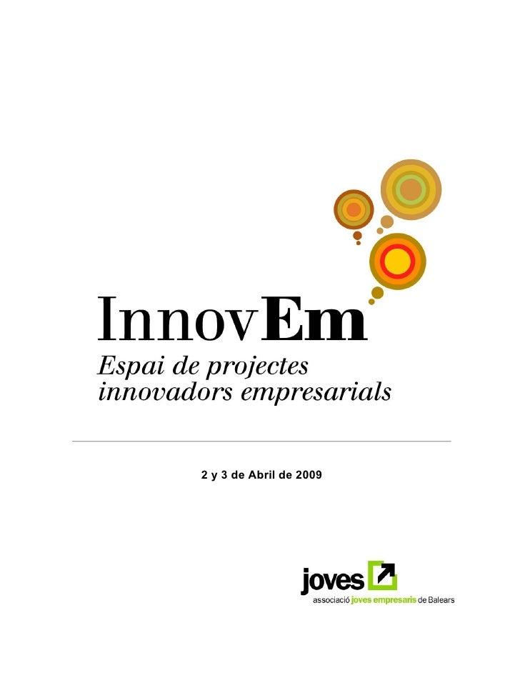 Memoria Final Innov Em 2009 Castellano