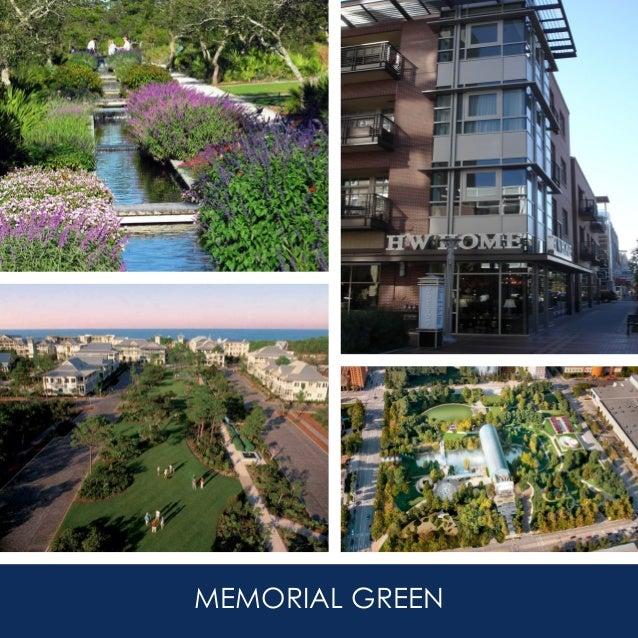 MEMORIAL GREEN