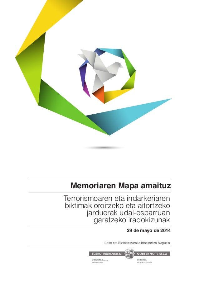 Memoriaren mapa amaituz
