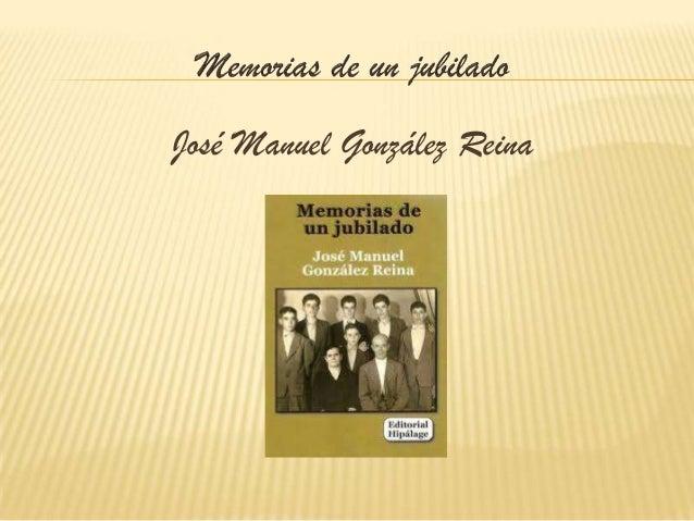 José Manuel González Reina