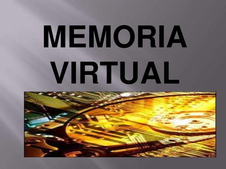 MEMORIAVIRTUAL<br />