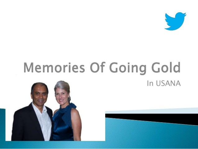 Memories Of Going Gold Director In USANA Brisbane