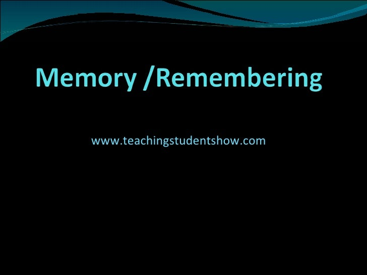 www.teachingstudentshow.com