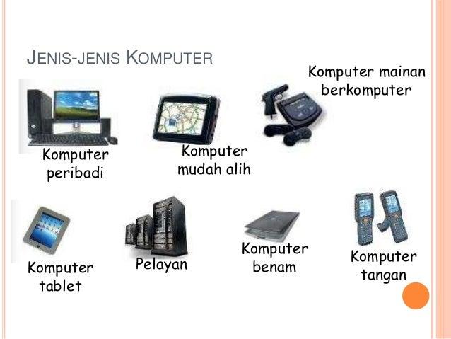 JENIS_JENIS KOMPUTER: Jenis Komputer
