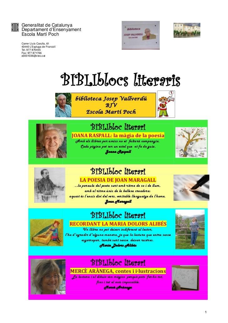 Memòria projecte biblioblocsliteraris_ b_jv