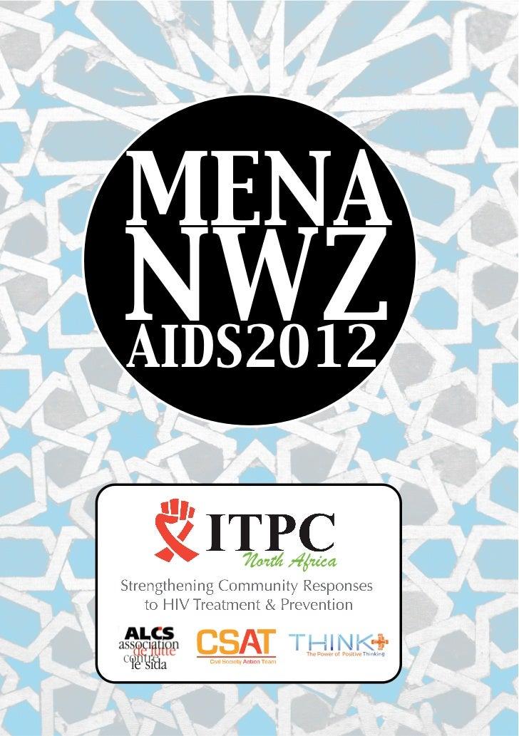 MENANWZAIDS2012   North Africa
