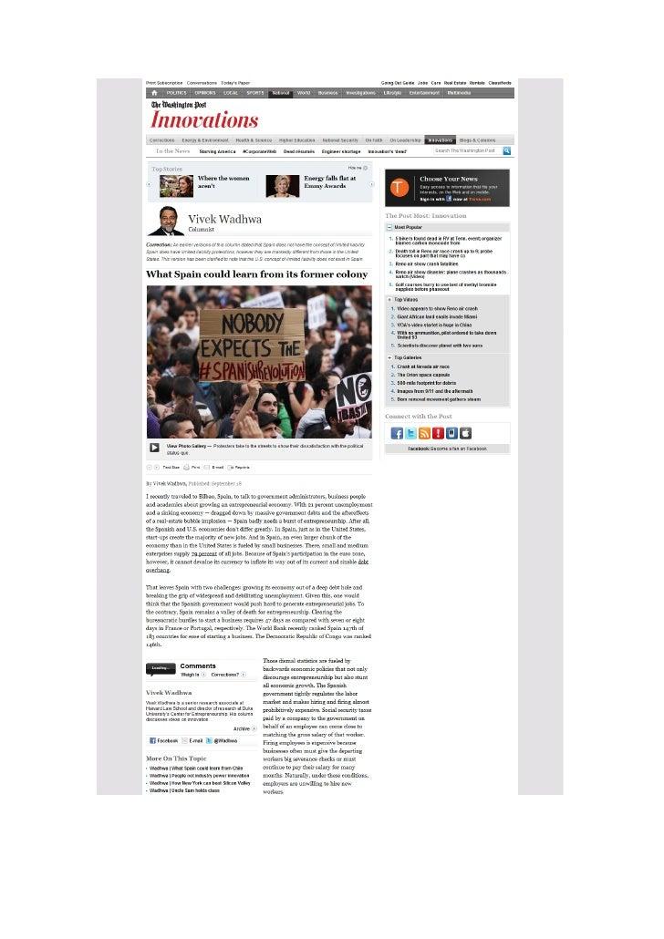 Okuri Ventures & Tetuan Valley - Menciones en medios Sep2011 - Parte A