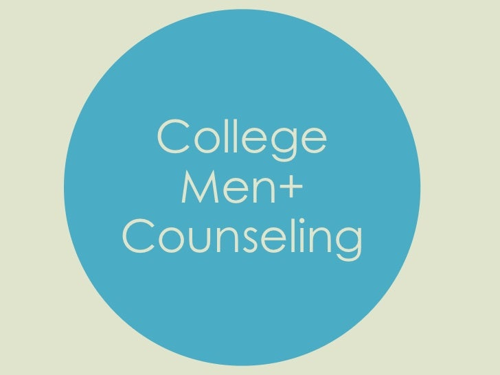 Men counseling ppt