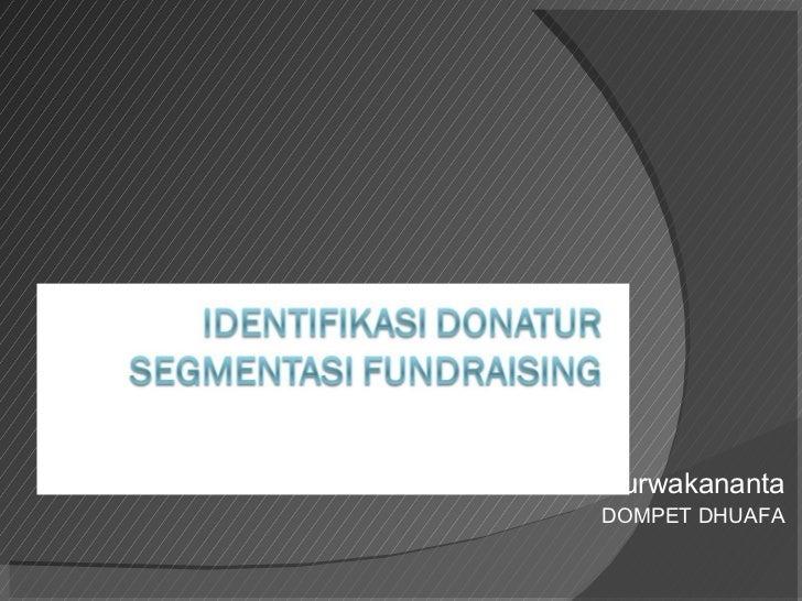 Mengenal Donatur Dan Membuat Proposal