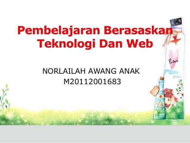 NORLAILAH AWANG ANAK    M20112001683