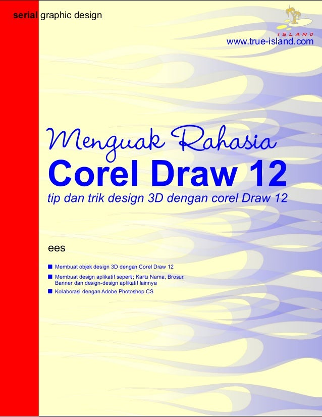 Menguak rahasia corel draw 12