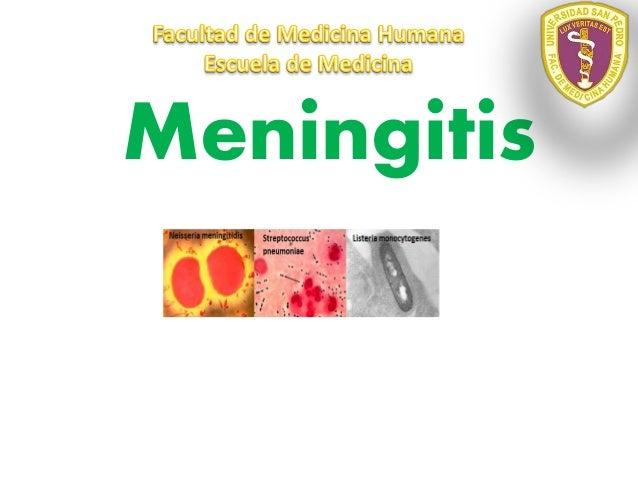 Meningitis lewis