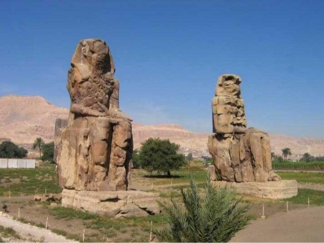 Colossi of Memnon...Luxor city