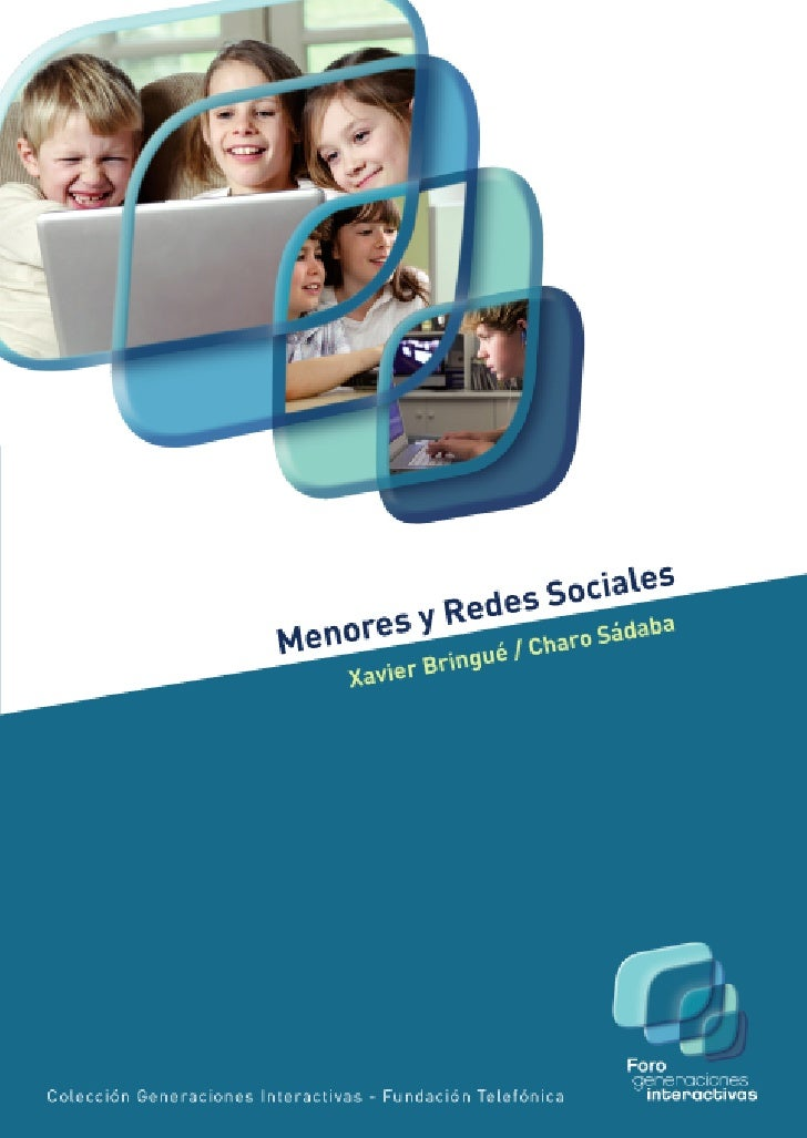 MENORES Y REDES SOCIALES