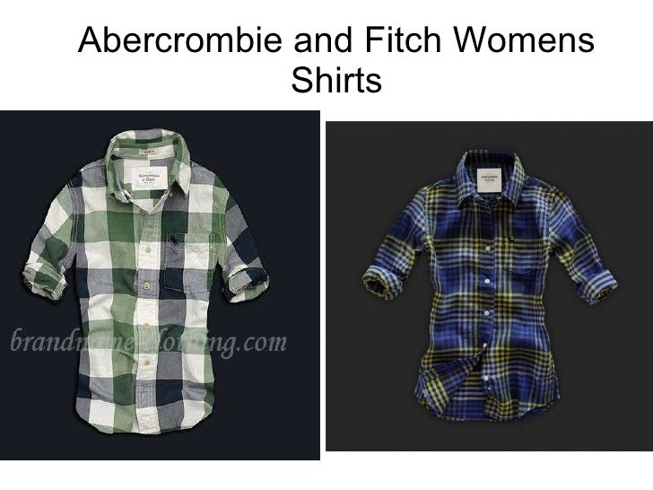 Abercrombie and Fitch Womens Shirts