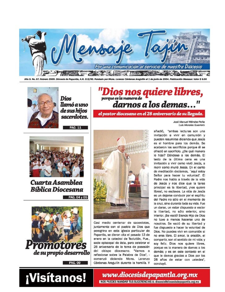 Mensaje Tajin Feb-09
