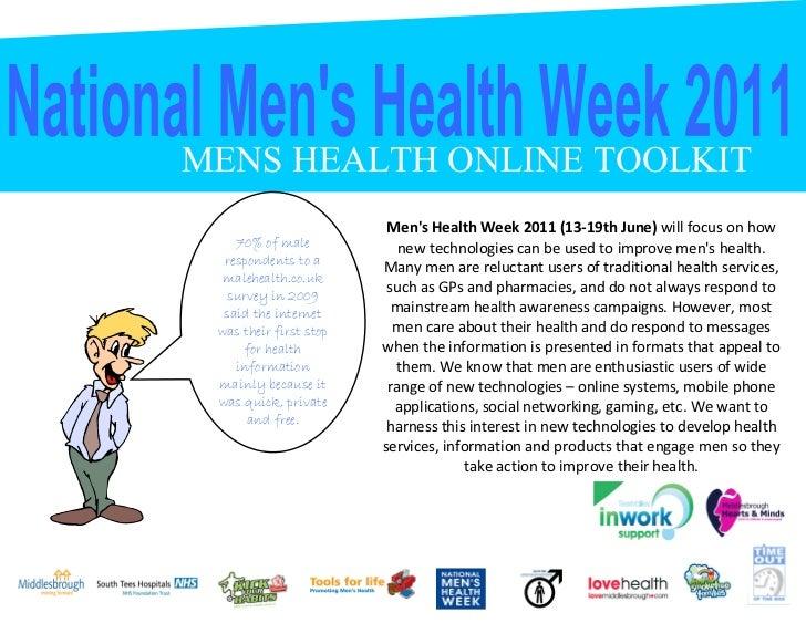 Mens Health Week 2011 Toolkit