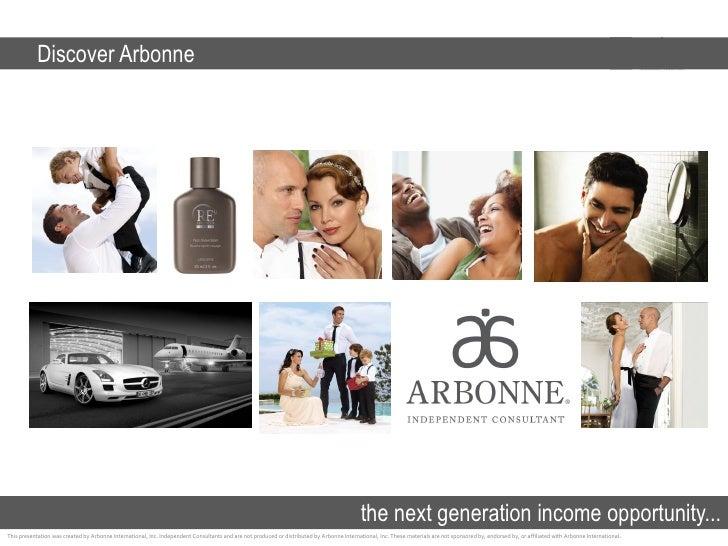 Discover Arbonne                                                                                                          ...