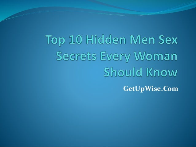 knows presents secrets every should