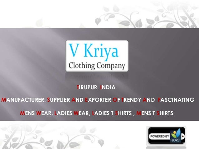 Mens wear manufacturer - Mens wear  supplier - Mens wear  exporter in india