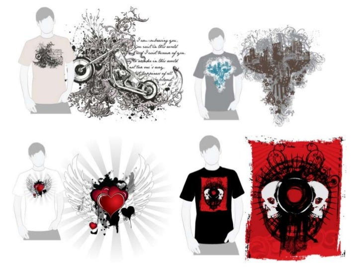 Men t shirt designs in photoshop