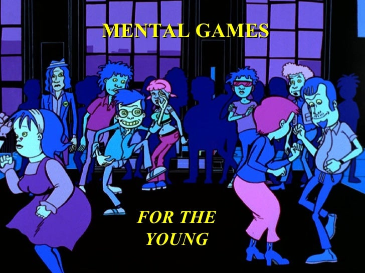 Mental Games For The Young
