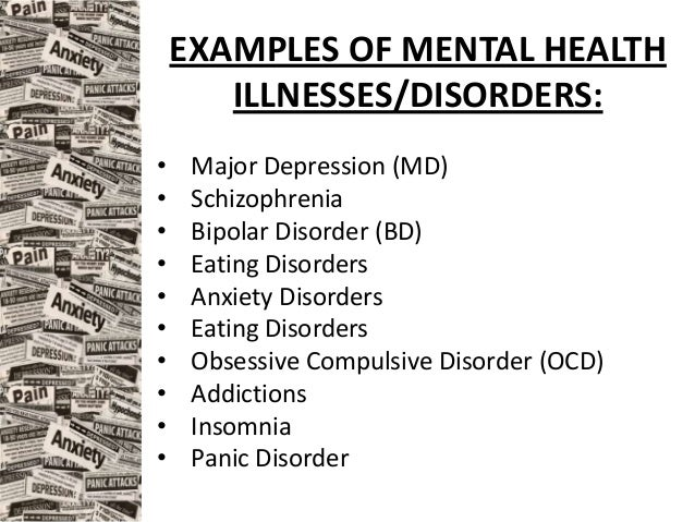 the neglect of mental illnesses and disabilities in society 54 what mainstream australian society refers to as 'mental illness' or  of a  neglected area of health policy, bringing a range of marginalised mental   disabilities and provides treatment which specifically targets mental health  conditions.