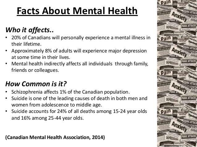 essay on mental illness as a social problem