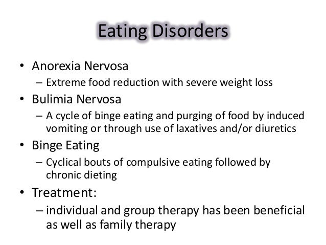 Essays On Eating Disorders Media Influence